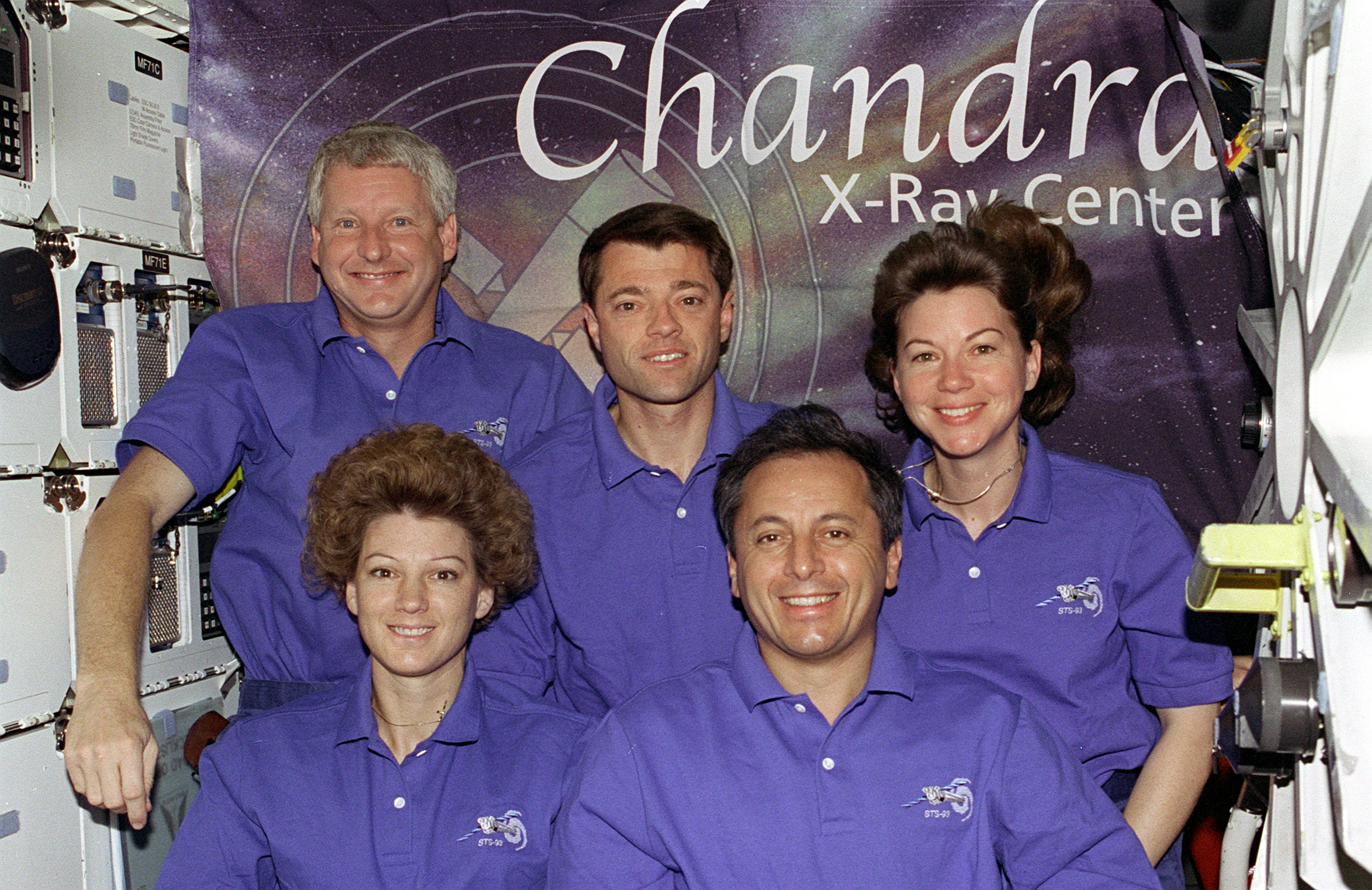 during chandra mission