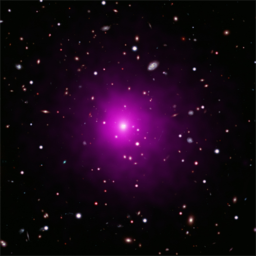 Image of Abell 2261