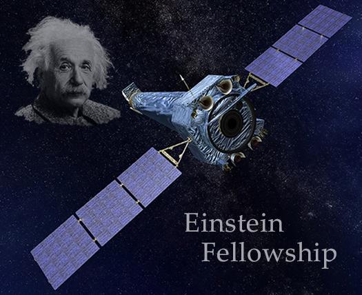 Einstein Fellowship graphic